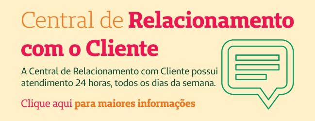Central de Relacionamento com o Cliente